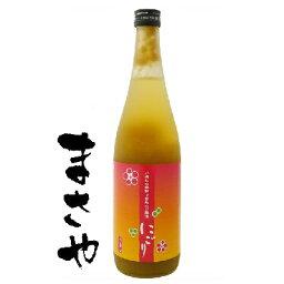 八海山の焼酎で仕込んだ梅酒 にごり 720ml 代引き不可 JANコード4562103671328