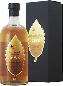 ボトルの形状が写真と異なります。イチローズモルト MWR700ml