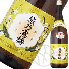 日本酒・幻の銘酒!越乃寒梅(特別本醸造)1800ml