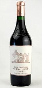 シャトー・オーブリオンのセカンド<strong>ワイン</strong>ル クラレンス ド オーブリオン [2008] 750ml・赤
