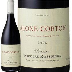 【ニコラ・ロシニョール】アロース・コルトン [2008] 750ml・赤【Nicolas Rossignol】Aloxe Co...