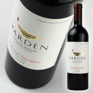 【ヤルデン ゴラン ハイツ ワイナリー】 ヤルデン カベルネソーヴィニヨン [2009] 750ml 赤 Yarden Cabernet Sauvignon