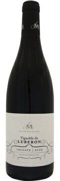 【マレノン】 レ ヴィニョーブル ラコスト [2009] 750ml・赤 【Marrenon】 Les Vignobles Lacoste