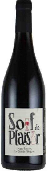 ワイン, 赤ワイン  2015 750ml Clot de lOrigine Cuveacute;e Soif de Plaisir