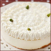 北海道無添加素材を使用したレアチーズケーキ♪