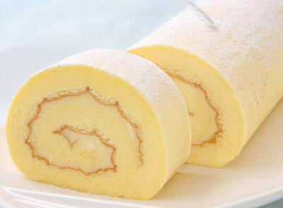 お豆腐屋  さん直送の新鮮豆乳たっぷり!  カラダに優しいヘルシースイー  ツ『豆乳ロールケーキ』