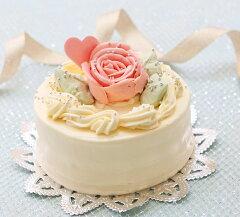 懐かし昭和の味わい『バタークリームケーキ』4号誕生日ケーキ バースデーケーキ 誕生日 パーティー 北海道スイーツ