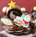 ロールノセタ(6号サイズ) 18cmのチョコレートケーキ 【クリスマスケーキ 2020】【送料600円】※九州は送料1000円、沖縄は配送不可【ネット限定】【予約】【限定】【人気】 2