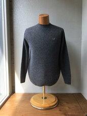 SCYEBASICS【サイベーシック】ShetlandWGCrewNeckSweater