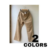 WORKERS【ワーカーズ】REMIRELIEF【レミレリーフ】C/TCHINOEASYPANTS