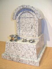 《ペットメモリアル》 ペットのお墓 ベゼルホワイト