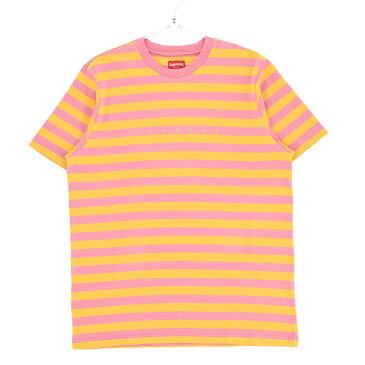 Supreme シュプリーム Tシャツ メンズ ピンク 大阪 アメ村 オンライン 通販 2018SS 801ss18kn23
