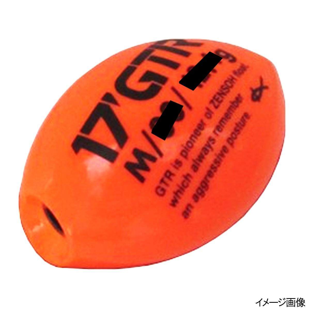 フィッシング, ウキ 17GTR M 00