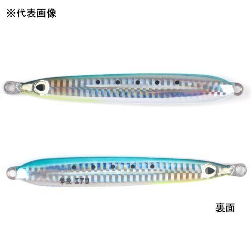 撃投ジグエアロ60g02(ネイビー)オーナー【ゆうパケット】
