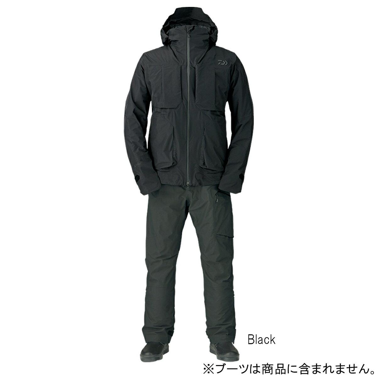 ダイワ ゴアテックス プロダクト ウィンタースーツ DW-1207 M Black