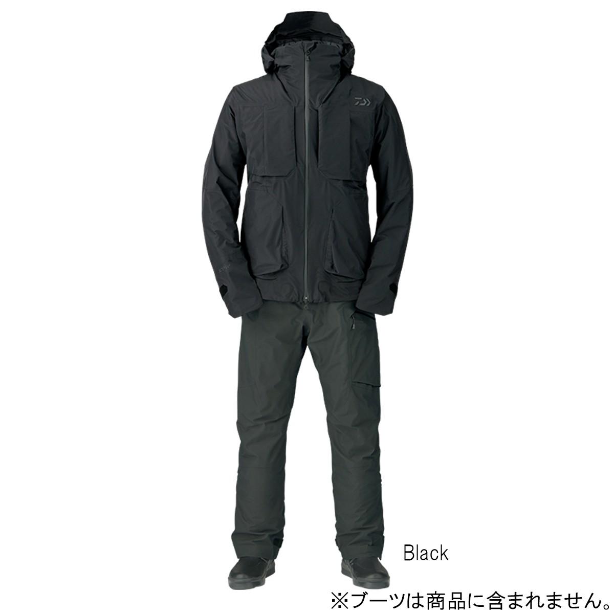 ダイワ ゴアテックス プロダクト ウィンタースーツ DW-1207 L Black