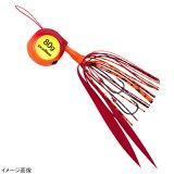 タイラバジェット TRJ-0045 80g レッドオレンジ