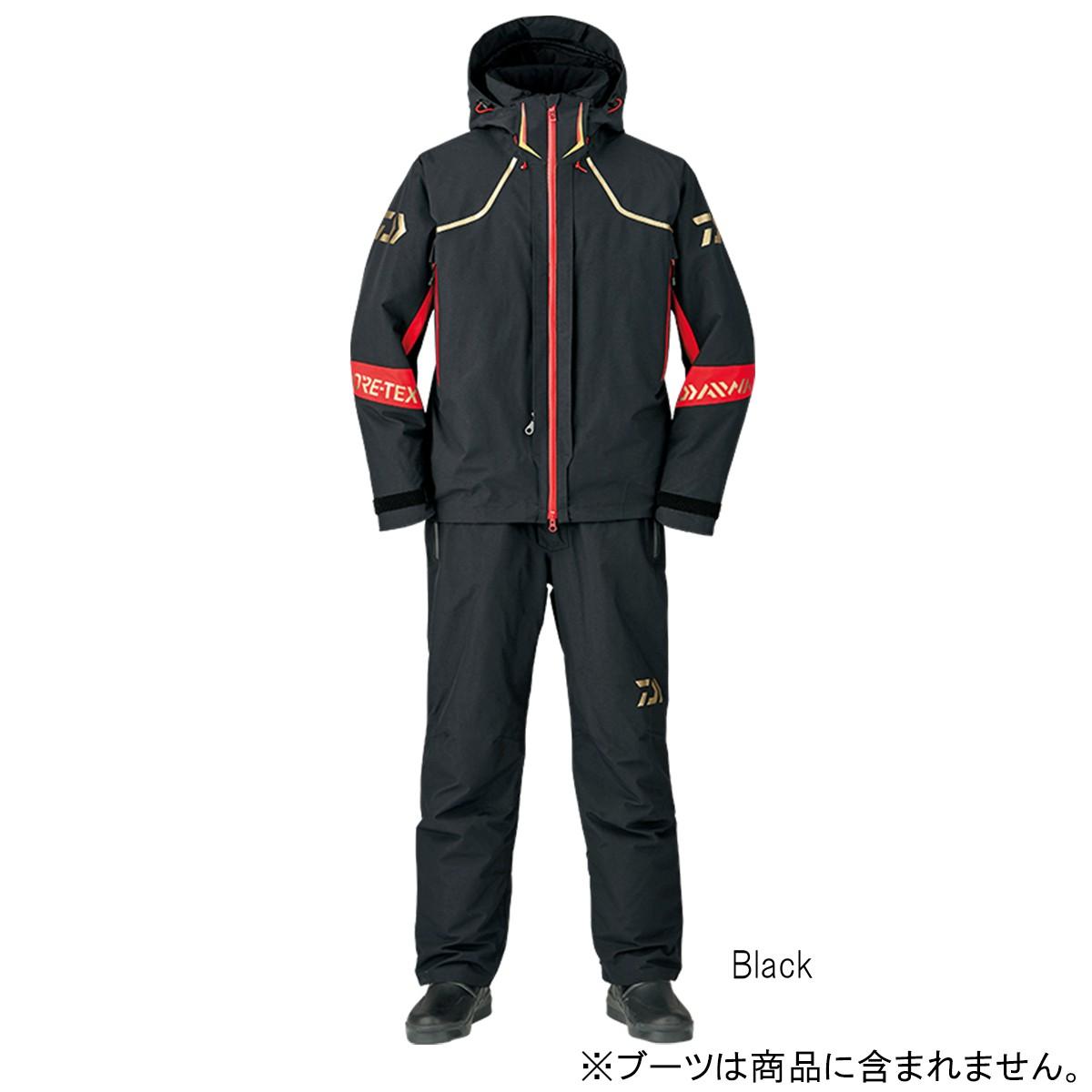 ダイワ ゴアテックス プロダクト ハイロフト ウィンタースーツ DW-1307 XL Black