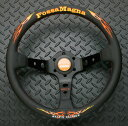 KEY'S RACING(キーズレーシング)Fossa Magna( フォッサマグナ)ステアリング Deep type(ディープタイプ)