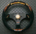 KEY'S RACING(キーズレーシング)Fossa Magna( フォッサマグナ)ステアリング Flat type(フラットタイプ)