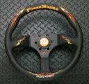 KEY'S RACING(キーズレーシング)Fossa Magna( フォッサマグナ)ステアリング SEMI DEEP type(セミディープタイプ)