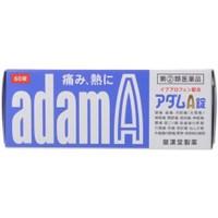 【第(2)類医薬品】アダムA錠 60錠アダムA錠 解熱鎮痛剤 錠剤