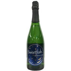鮎正宗 Sweetfish Sparkling Sake (スウィートフィッシュ)720ml