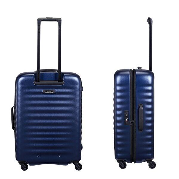 10年メーカー保証 中型スーツケース LOJEL ロジェール ALTO ファスナータイプ alto-m 68cm/容量:75L/重量:3.3kg