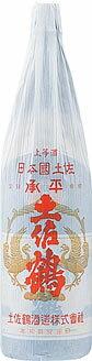 土佐鶴 承平 上等 普通酒 1800ml