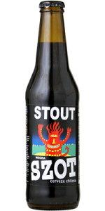 【12本セット】ソット ネグラ スタウト 330ml×12本Negra Stout Cerveza SZOT【クラフトビール...