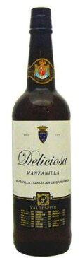 シェリー酒バルデス・ピノマンサニーニャ デリシオサ 750ml