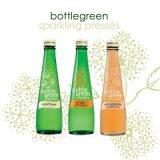 ボトルグリーン3種類飲み比べセット275ml各4本×3種(12本)エルダーフラワーレモングラス&ジンジャーザクロ&エルダーフラワー