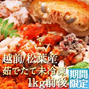 11月6日解禁!2ヶ月間しか味わえない期間限定の味。福井県、越前/若狭の代表的な冬の味覚![越...