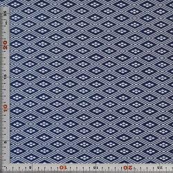 西陣織・根・菱(三線菱)・正絹(本シルク)半巾30cm長さ10cm単位和柄生地布地はぎれ