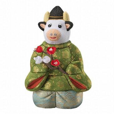 丑天神(うしてんじん) 木目込み人形キット 干支 真多呂 木目込み キット 販売