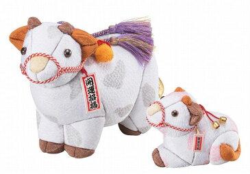 和み牛/子(なごみうし/こ) 木目込み人形キット 干支 真多呂 木目込み キット 販売