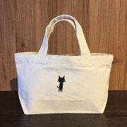 マタタビ珈琲豆店オリジナルロゴ入りランチトートバッグ