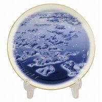 NARUMI(ナルミ)英虞湾(あごわん)絵皿【送料無料】プレゼントギフト贈リ物祝お祝い記念品
