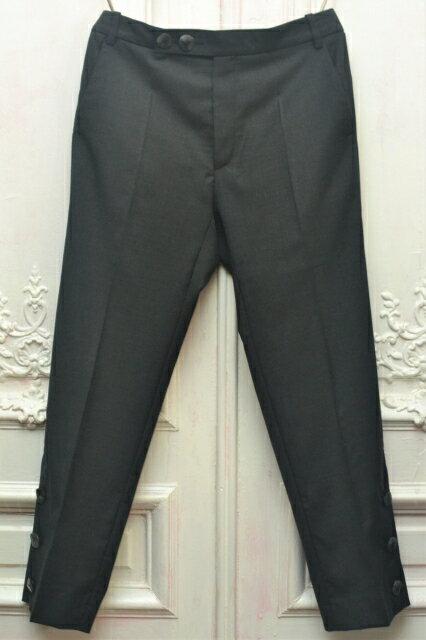メンズファッション, ズボン・パンツ NAMACHEKO Bawanim Trousers col.Grey