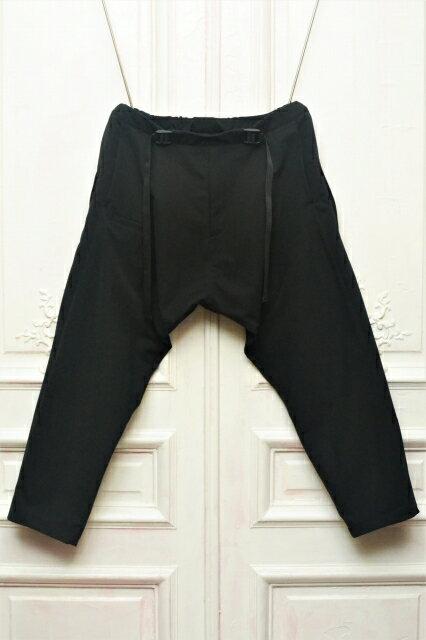 メンズファッション, ズボン・パンツ ACRONYM Schoeller Dryskin Drawcord Trouser col.BLACK