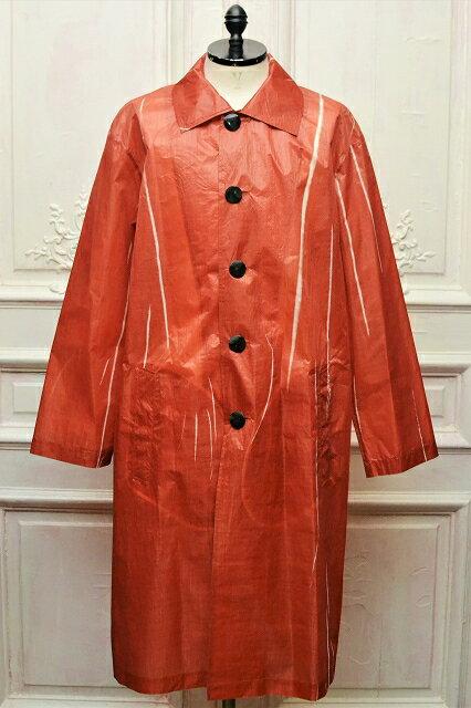 メンズファッション, コート・ジャケット NAMACHEKO Himutski Coat col.Granite Orange