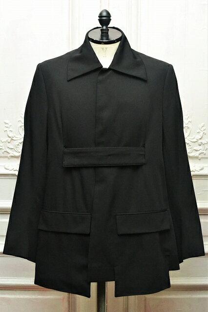 メンズファッション, コート・ジャケット NAMACHEKO Owa Jacket col.Onyx Black