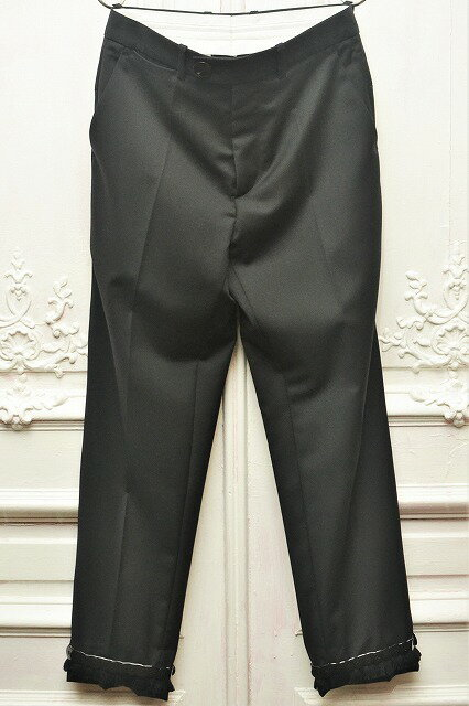 メンズファッション, ズボン・パンツ NAMACHEKO Classic Trousers Embroidery col.Black