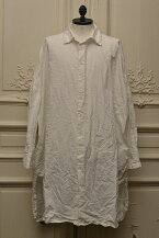 "CASEYCASEY����������������""Shirt""Cottoncol.WHITE"