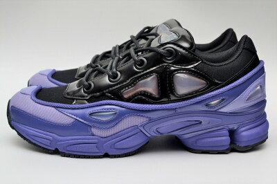"adidas by RAF SIMONS アディダス バイ ラフシモンズ "" RAF SIMONS OZWEEGO 3 "" オズウィーゴ3 col.LIGHT PURPE / CORE BLACK"