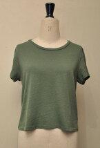 RE/DONE�����1950'sBOXYTEE�ܥå���T�����col.green