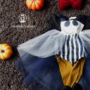 【メール便送料無料!】ハロウィン 衣装 チュール 子供 ベビー 70cm 80cm ロンパース