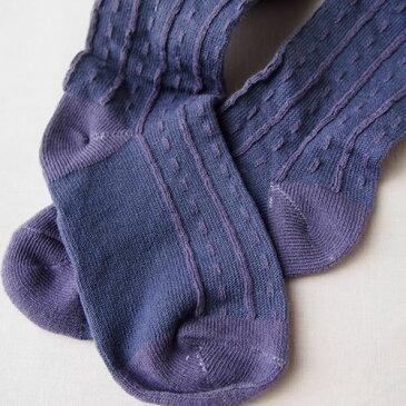 子供 タイツ ベビータイツ 90cm 95cm 100cmタイツ レギンス 厚手 パープル ネイビー 紫 紺 ベージュタイツ インポート