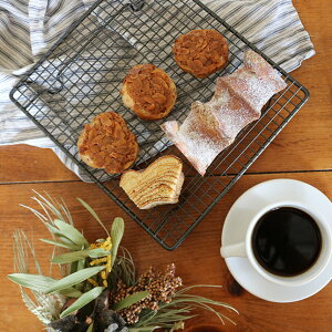 CINQ サンク イギリス ケーキクーラー   キッチン雑貨 アウトドア キッチン 小物 焼き菓子 クッキー 網 台 パン 母の日ギフト おしゃれ