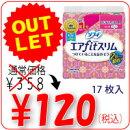 ソフィエアフィットスリム250羽つき(17枚入)/ユニ・チャーム